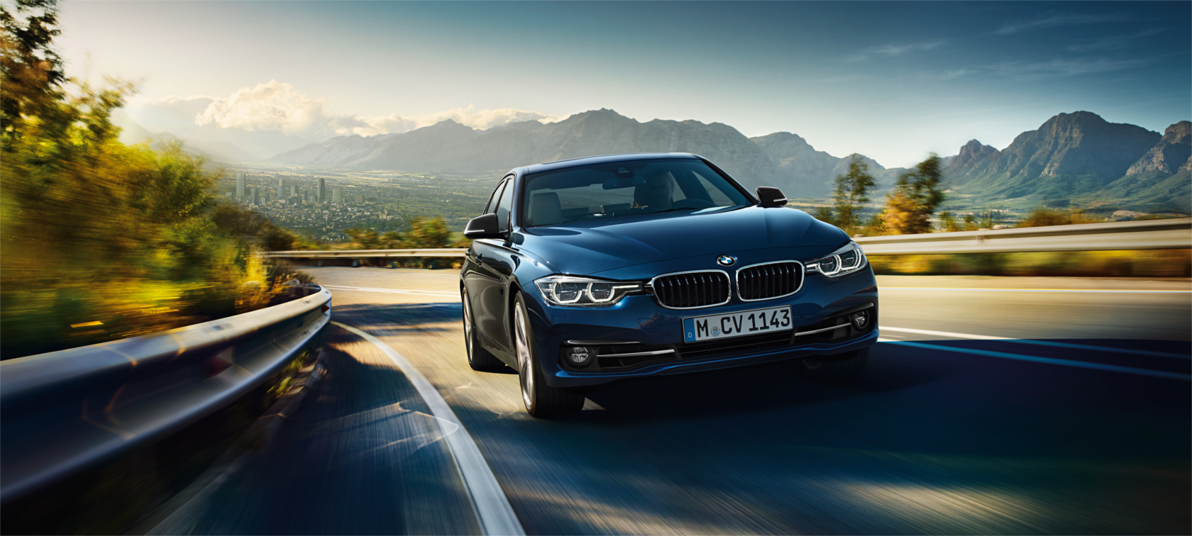 The driving dynamics of the BMW 3 Series