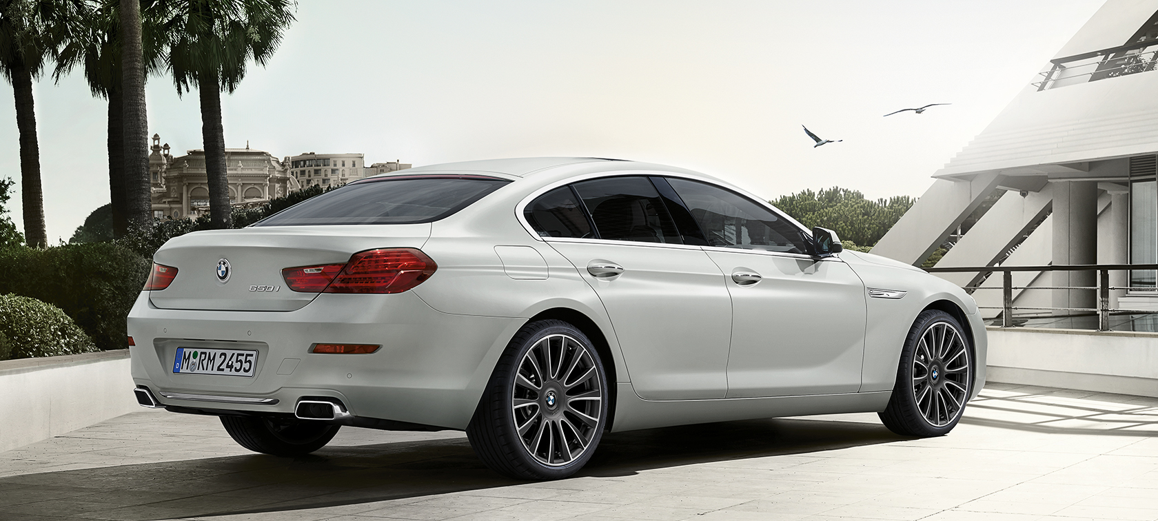 Equipment for the BMW 6 Series Gran Coupé