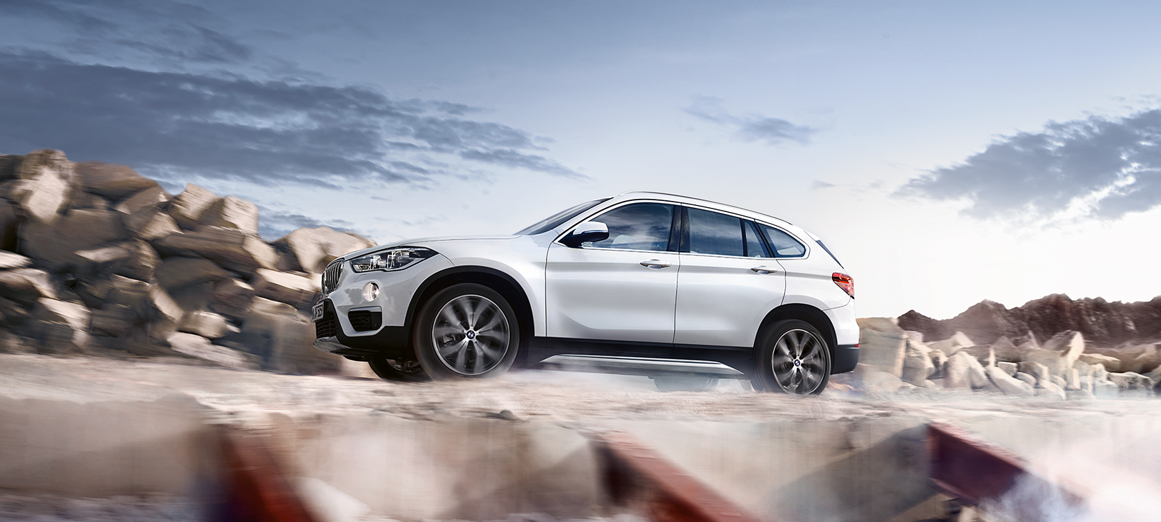 Lines & Equipment for the BMW X1