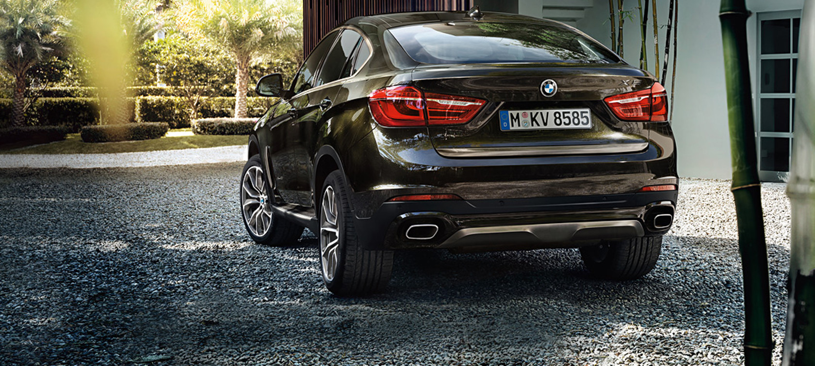 The design of the BMW X6